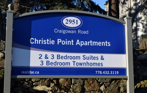 Christie Point Apartments